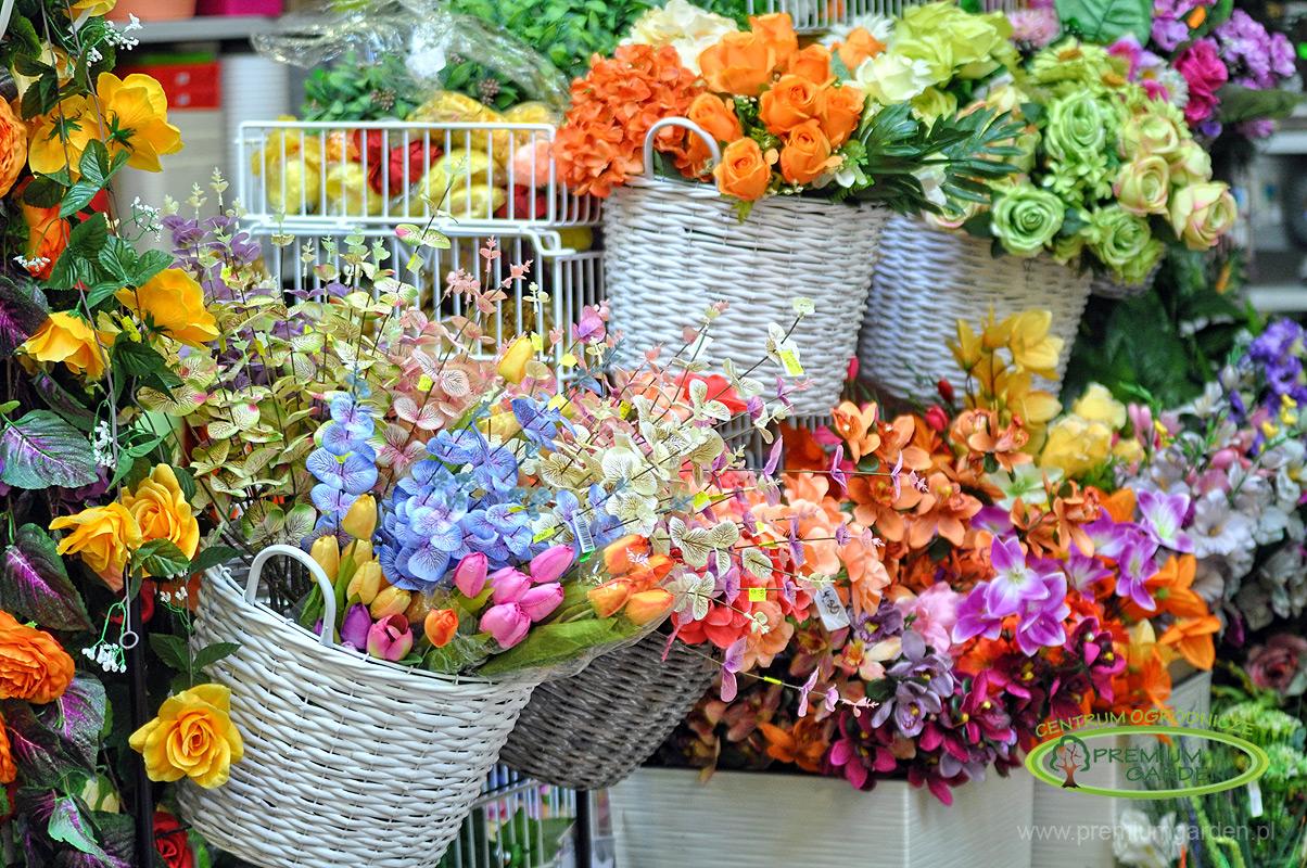 Centrum Ogrodnicze Premium Garden W Lublinie Kwiaty Sztuczne I Artykuly Florystyczne